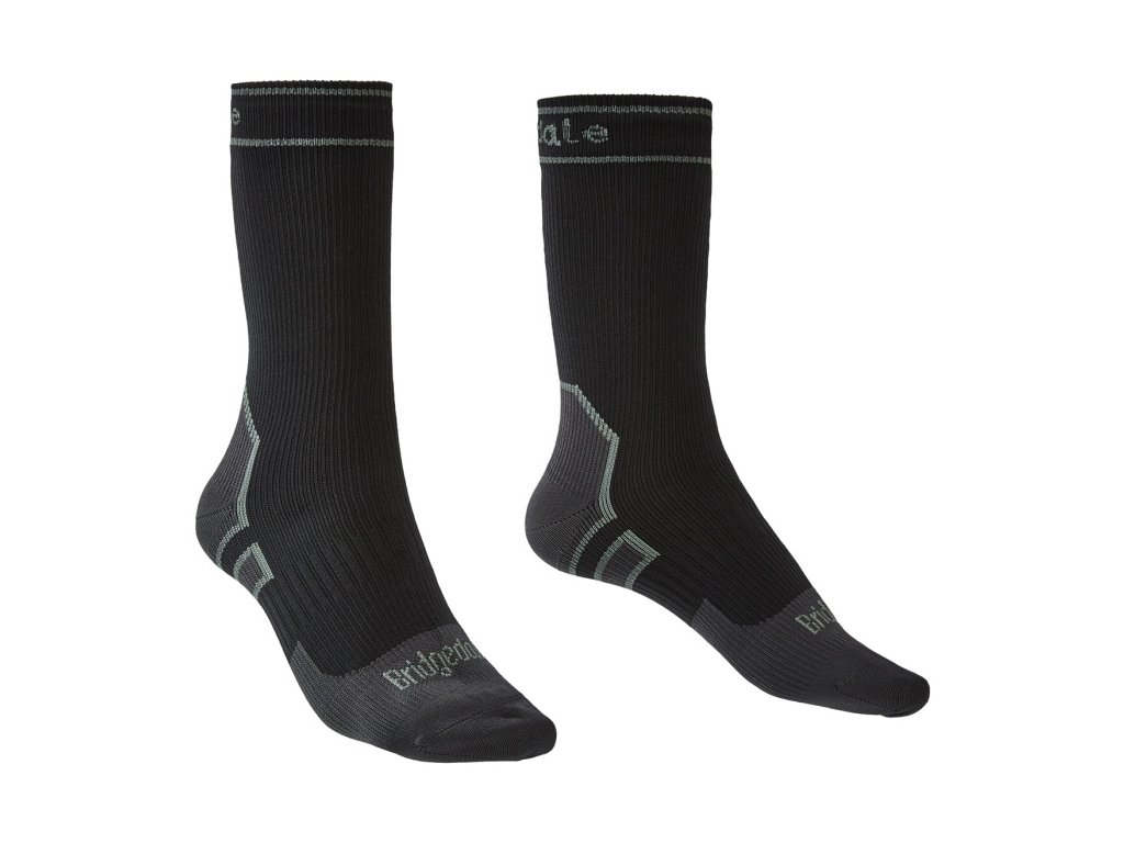 Nepromokavé ponožky BRIDGEDALE STORMSOCK LW BOOT