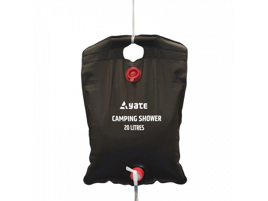 Solární sprcha YATE (20 litrů)