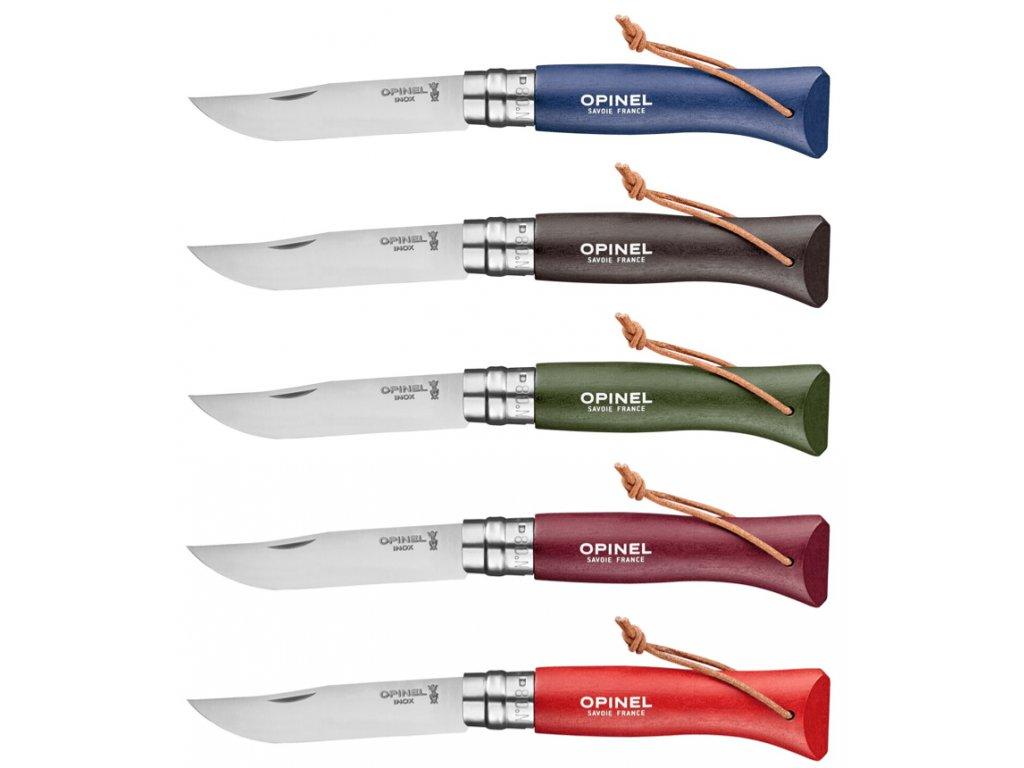 Kapesní zavírací nůž OPINEL TREKKING VRI N°08, 8,5 cm