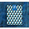 Obal na svačinu BOC´n ROLL TILES blue