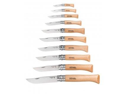 Kapesní zavírací nůž OPINEL INOX