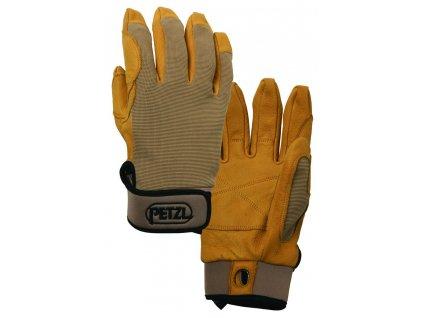 Lezecké rukavice PETZL CORDEX pro jištění a slaňování