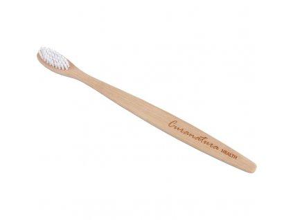 Bambusový zubní kartáček CuraNatura HEALTH SOFT