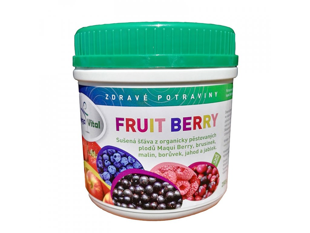 Fruit Berry MegaVital 250g