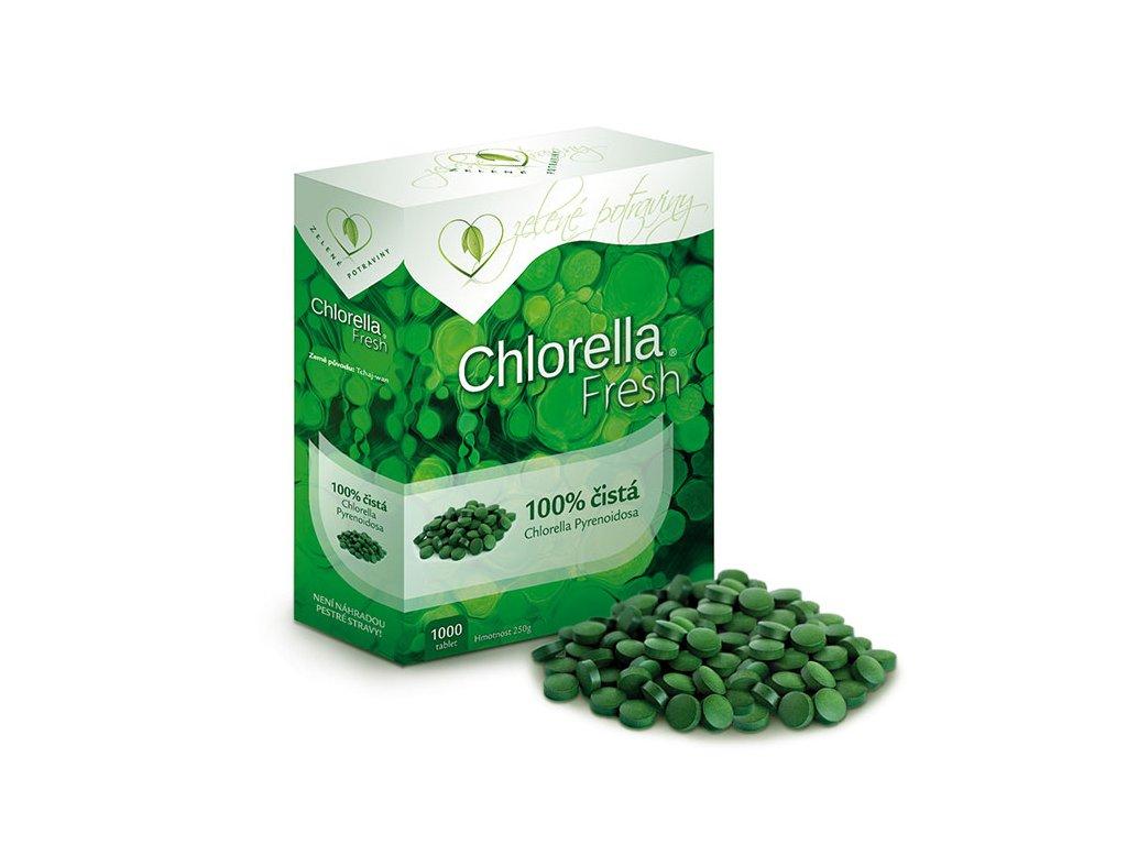 Chlorella Fresh 250g