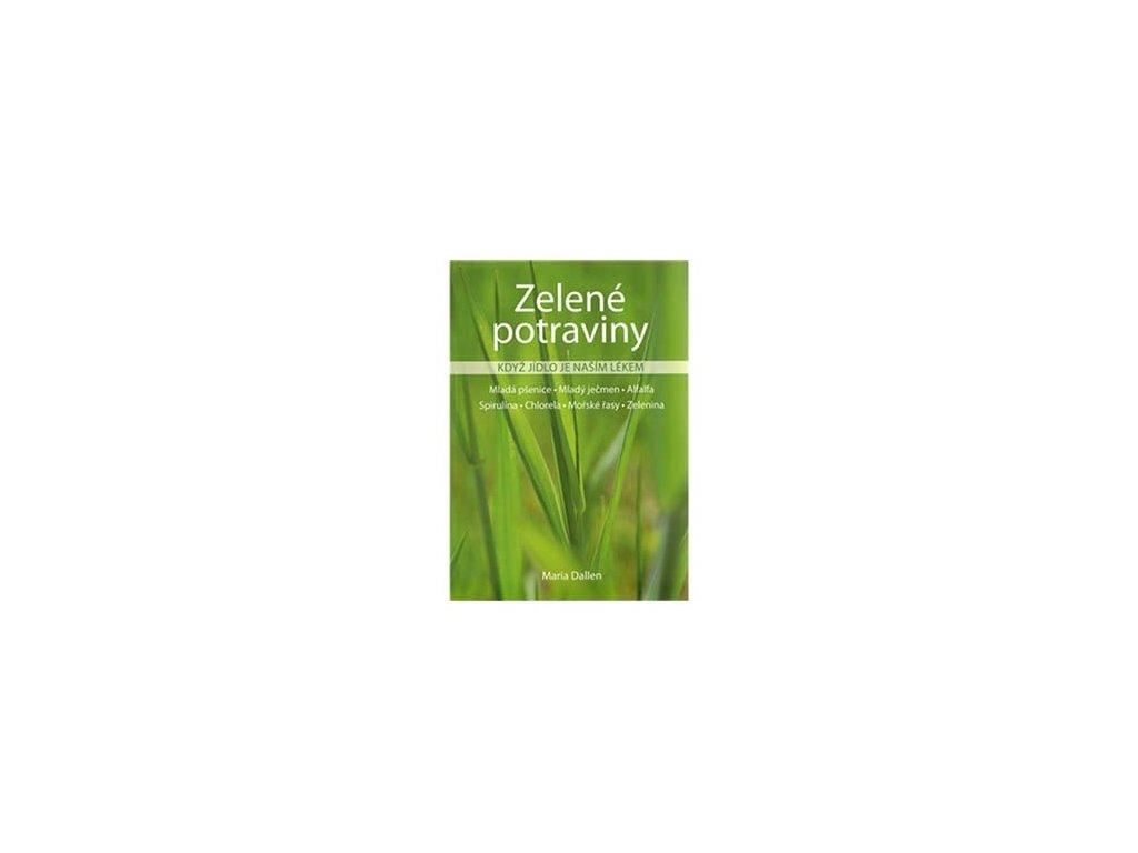 Zelené potraviny - kniha
