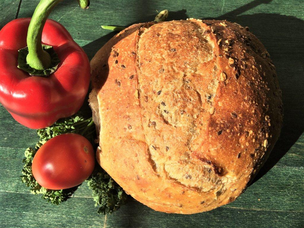 vícezrnny chleb