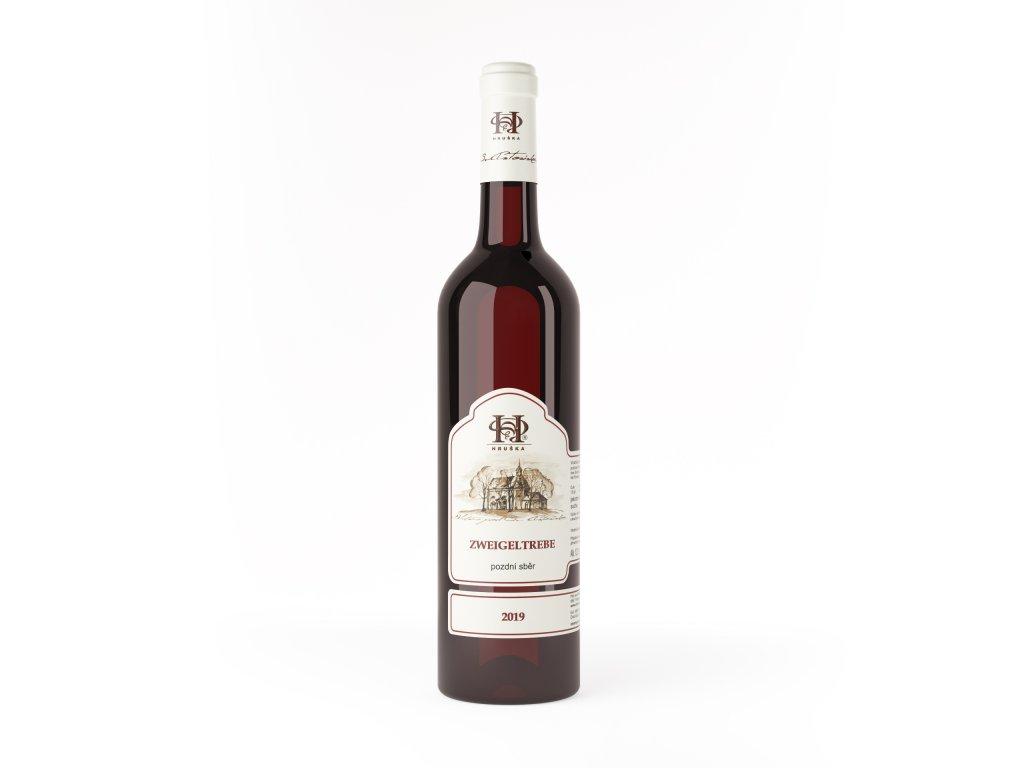 zweigeltrebe vino Hruska
