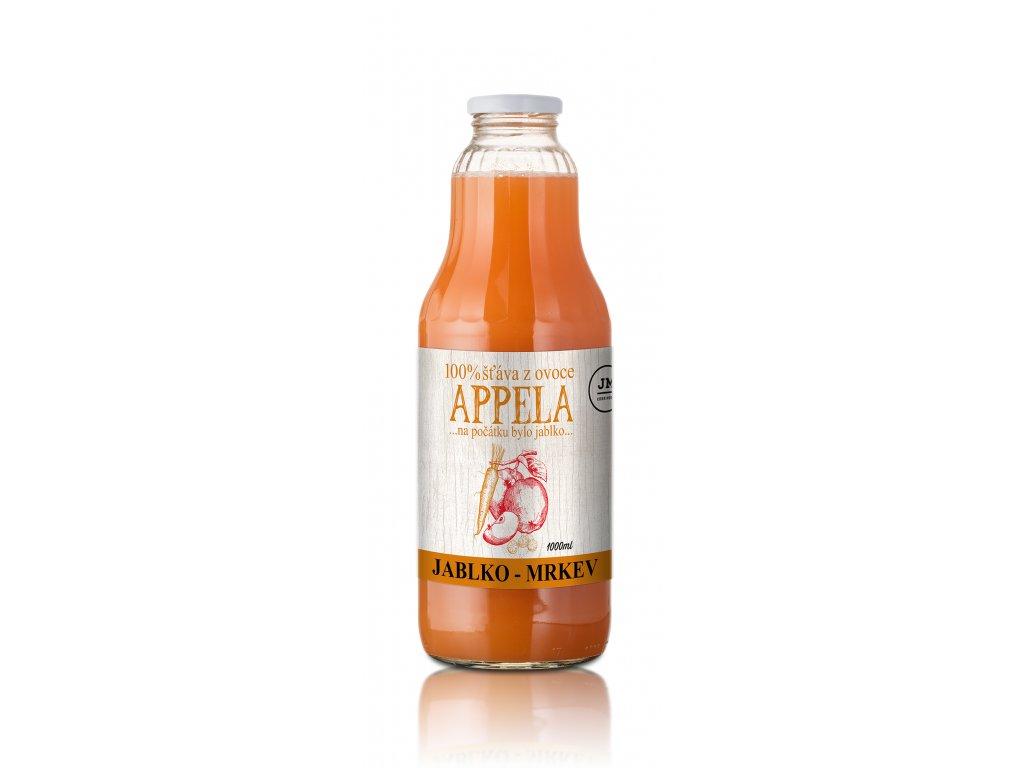 jablko mrkev most
