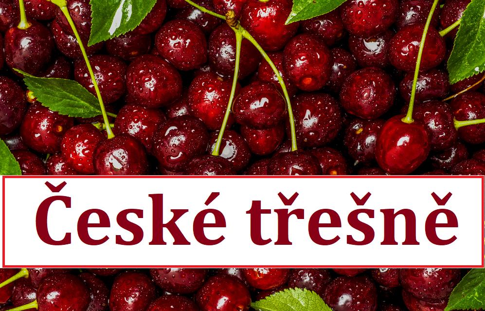 české třešně