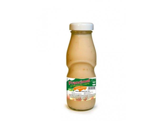 probioticky jogurtovy napoj francimel merunka 200 ml