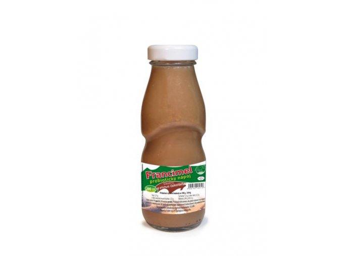 probioticky jogurtovy napoj francimel cokolada 200 ml