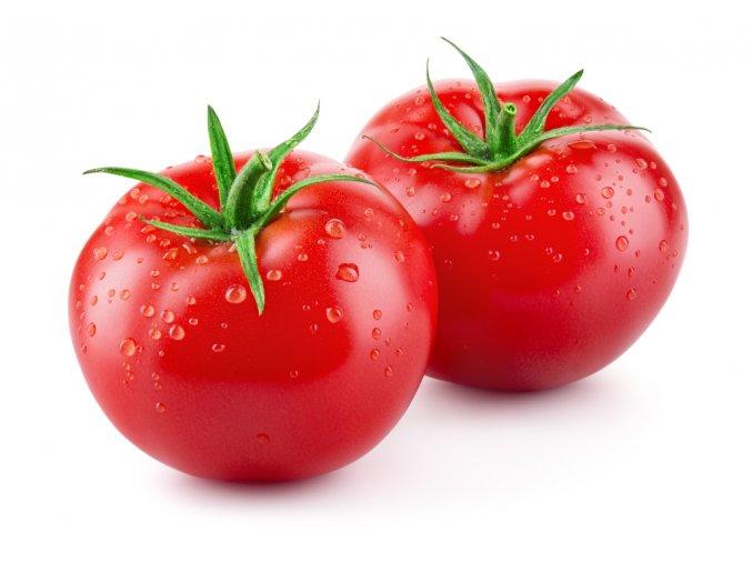 Rajčata volně