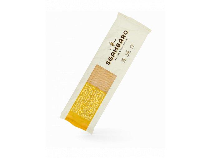 sgambaro gialla spaghetti