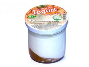 farmarsky jogurt s merunkami 150g