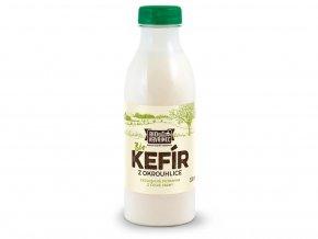 kefir z okrouhlice 500 ml