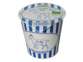 kozi jogurt bily bio