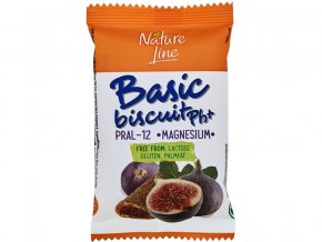 Oplatka fíková Basic biscuit pH+ 50g