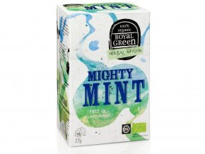 Bio mátový čaj Mighty Mint 27g