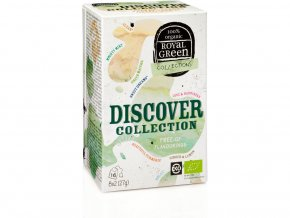 Bio sada čajů Discover Collection 27g
