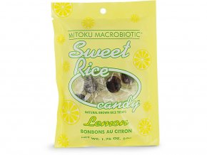 Sweets rice Lemon 50g
