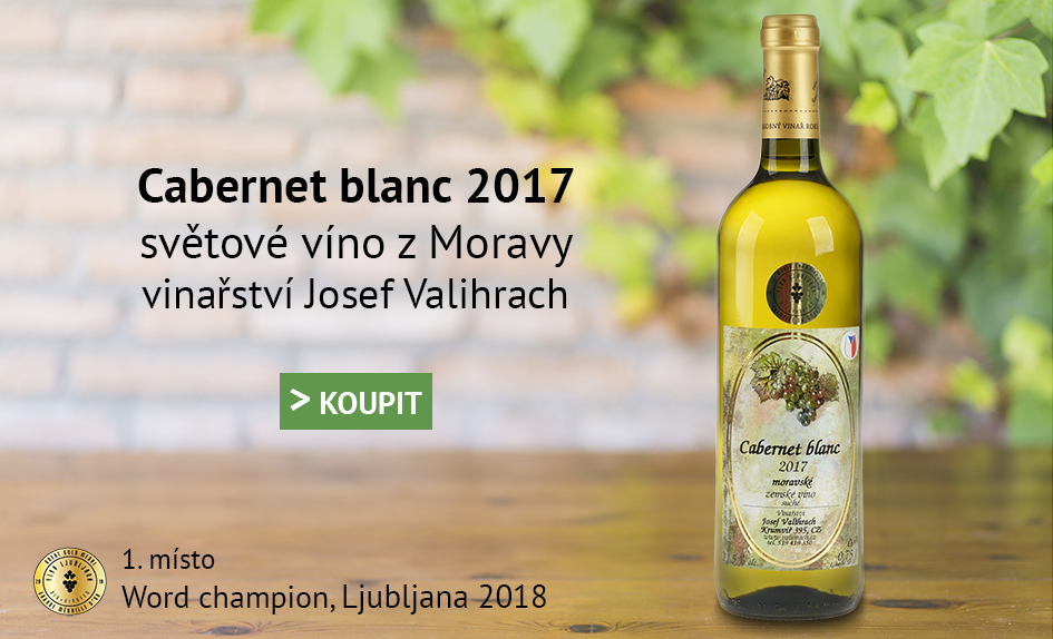 Cabernet blanc world champion 2018