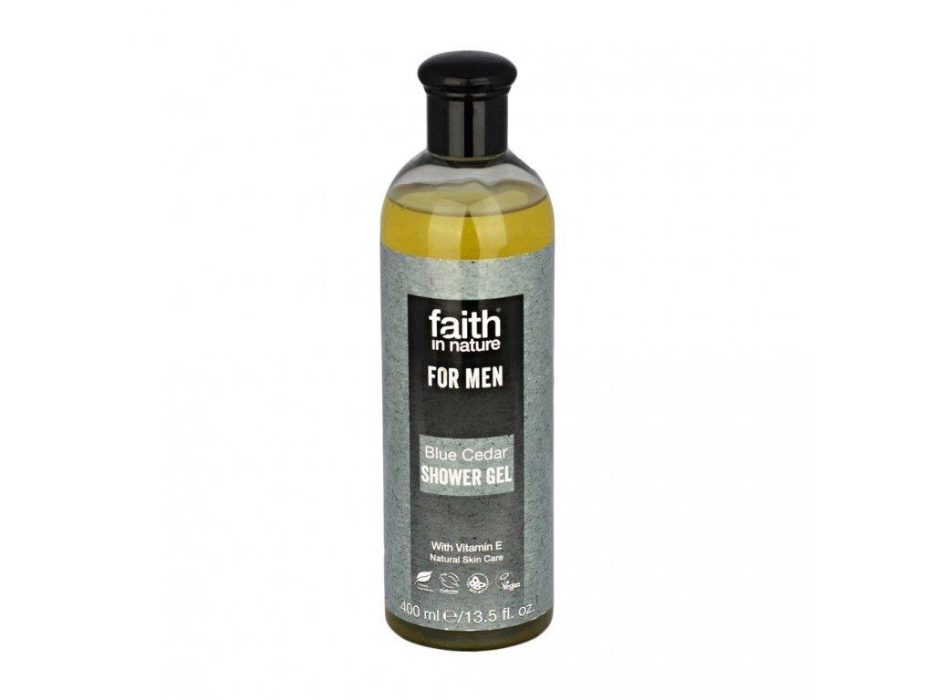 Šampon pro muže - Modrý Cedr