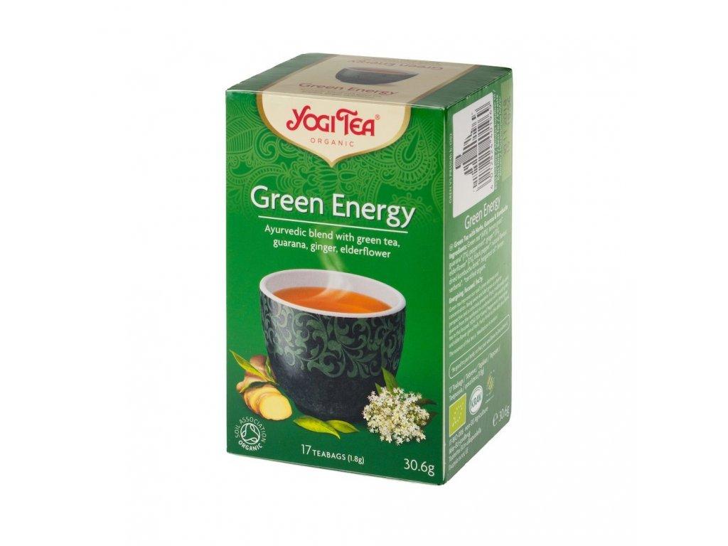 Yogi čaj Green Energy (Organic)