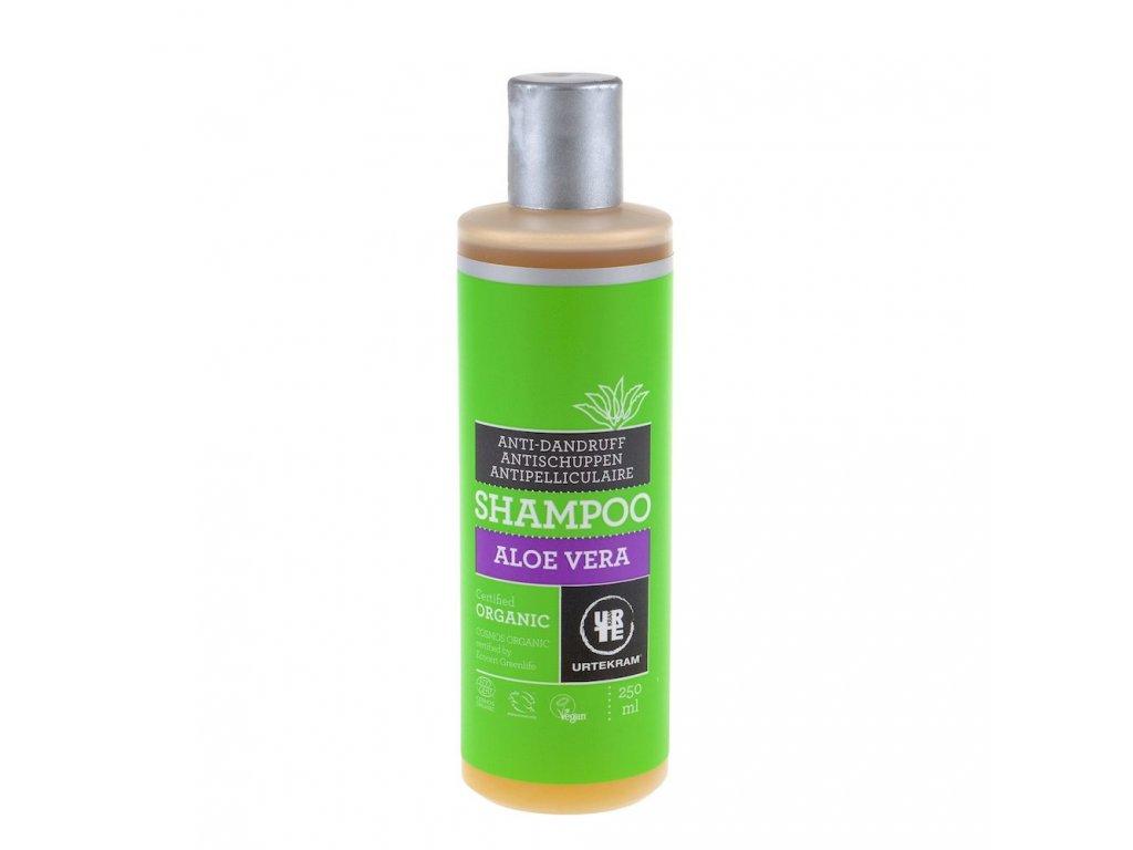 Šampon proti lupům Aloe vera (Organic)