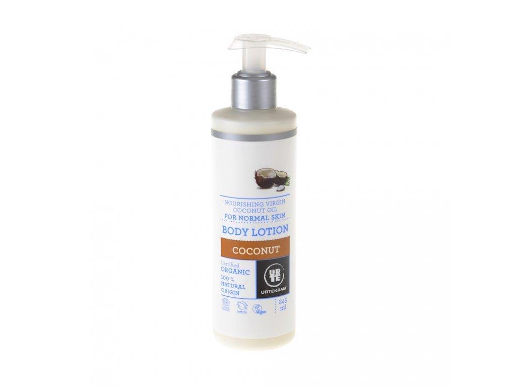 Tělové mléko - Kokos (Organic)