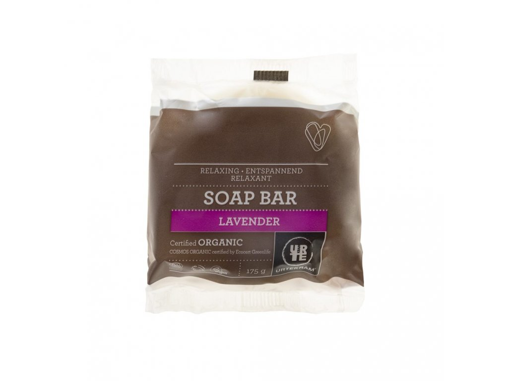 Mýdlo levandule (Organic)