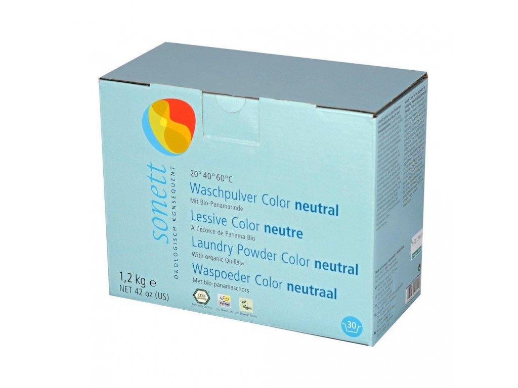 Prací prášek na barevné prádlo Neutral (30 praní)