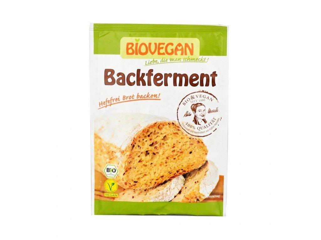 Sušený pečící ferment BIO