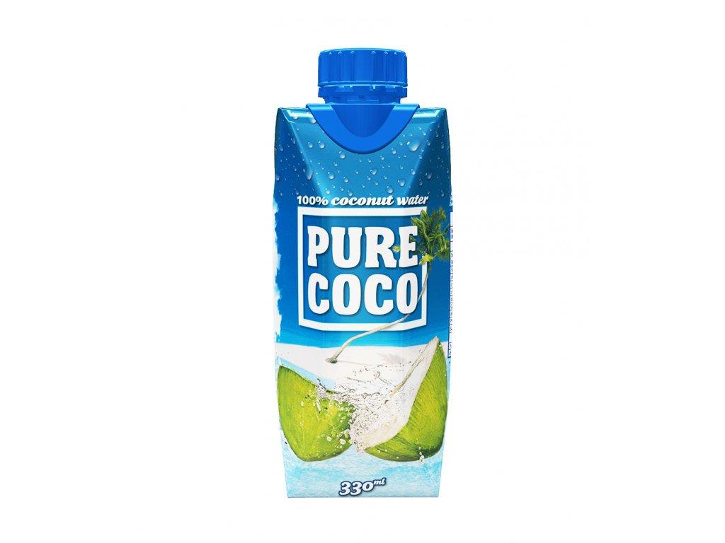 100% kokosová voda - PURE COCO