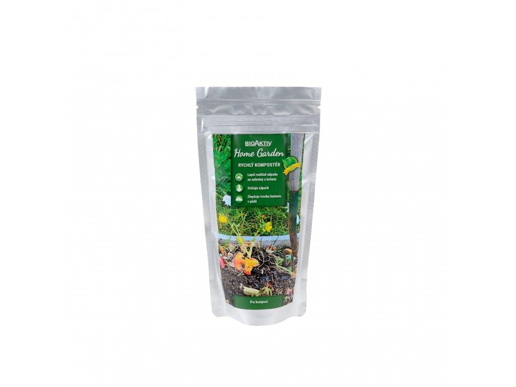 BioAktiv Home Garden - RYCHLÝ KOMPOSTÉR malý