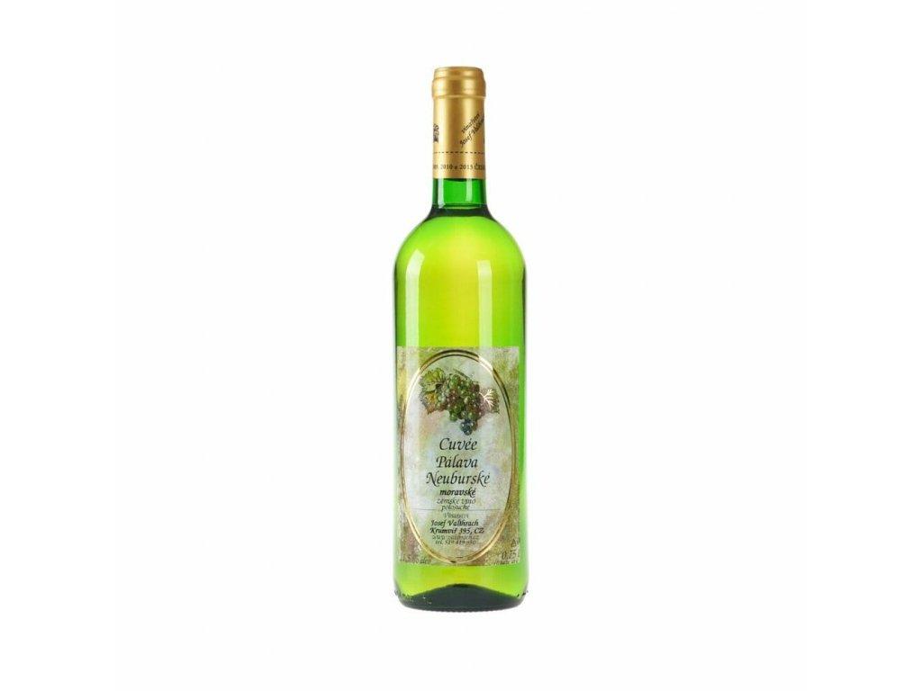 Cuvée Pálava + Neuburské - zemské víno