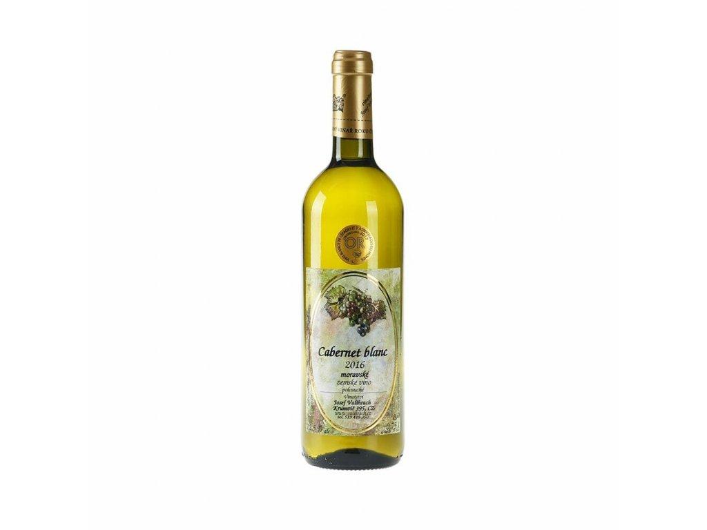 Cabernet Blanc 2016