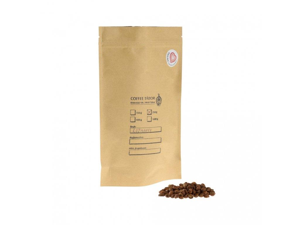 Rožmberk - směs káv