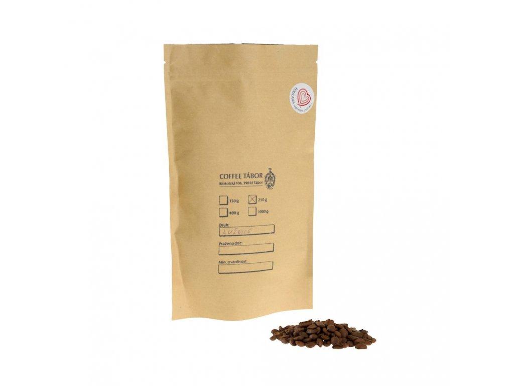 Lužnice - směs káv arabica 100%