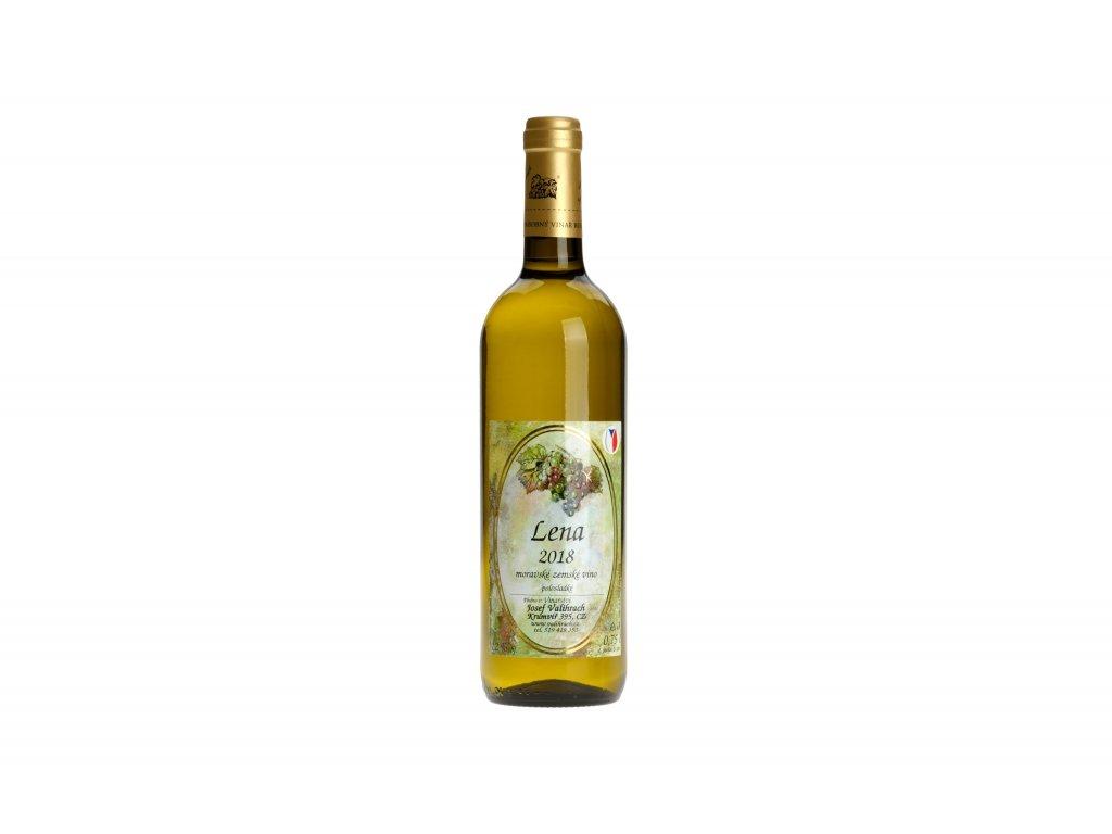 Lena - zemské víno 2018