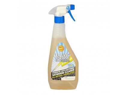 Faith in Nature - Antibakteriální přírodní čistič do koupelny