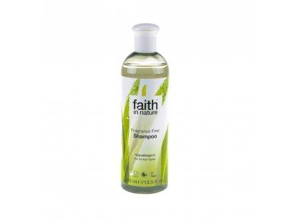 Přírodní šampon bez vůně