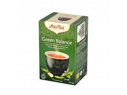 Yogi čaj Ancient Green Balance