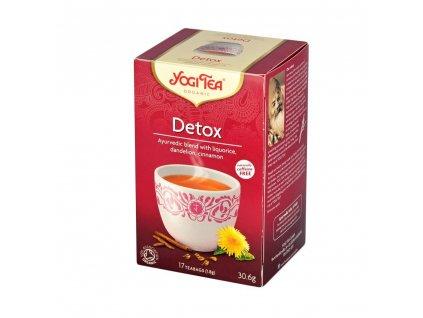 Yogi čaj Detox