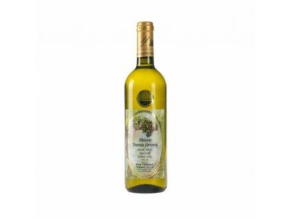 Cuvée Pálava + Tramín Červený - zemské víno 2012