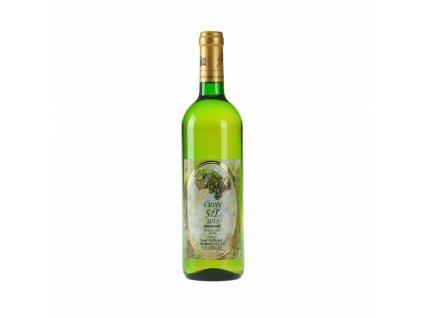 Cuvée ST - zemské víno 2013