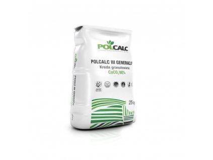 POLCALC - granulovaný vápenec 25kg