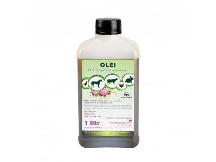 olej ostropestrec