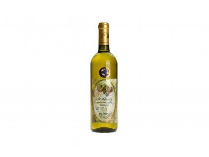 Chardonnay - barrique r. 2012