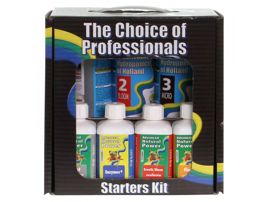 621 advanced hydroponics starter kit